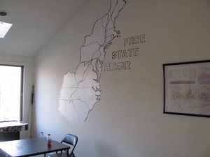 Part 2- Free State Hiker Hostel