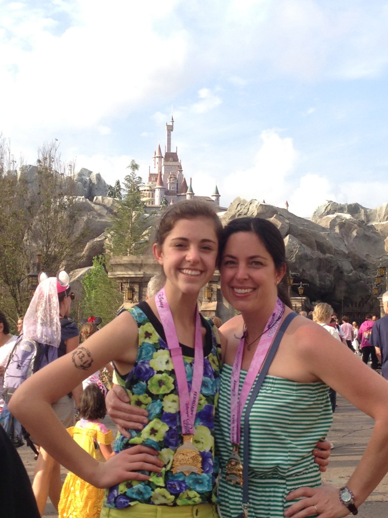 Disney Princess Half Marathon Be Our Guest Restaurant Part 8