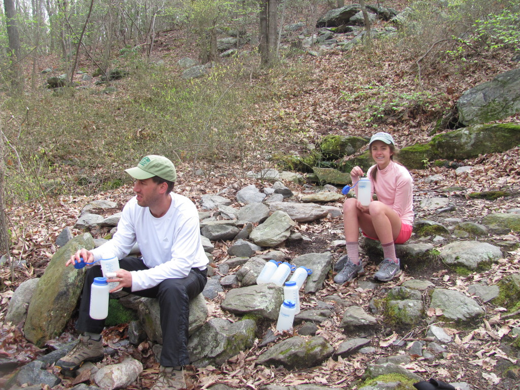 Clean Water When Backpacking