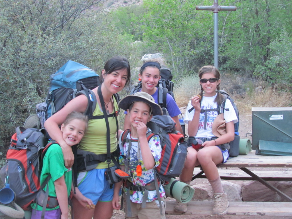 Grand Canyon Rim to Rim With Kids: We Make It To Phantom Ranch!