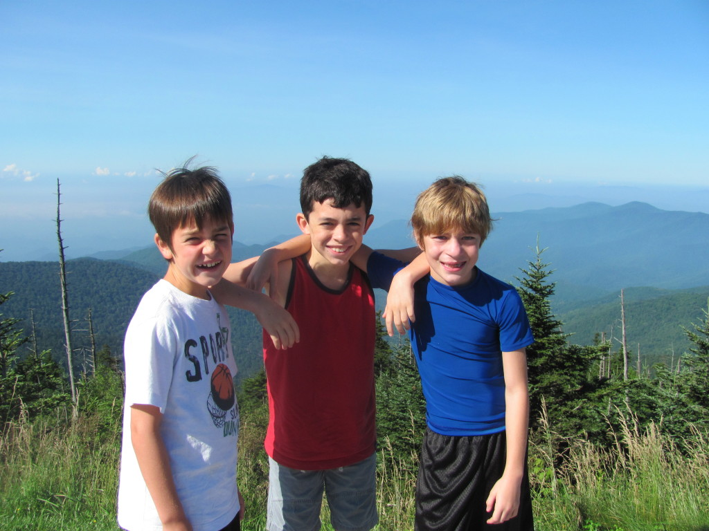 Clingmans Dome Day Hike