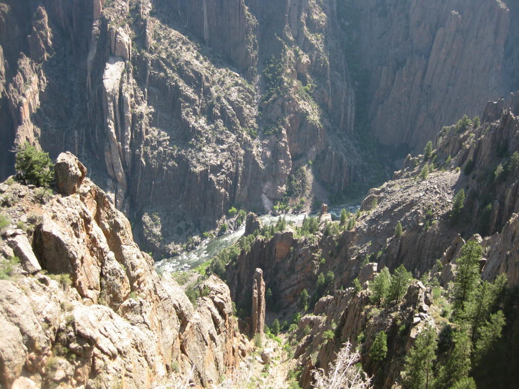 Black Canyon Of The Gunnison Road Trip The World