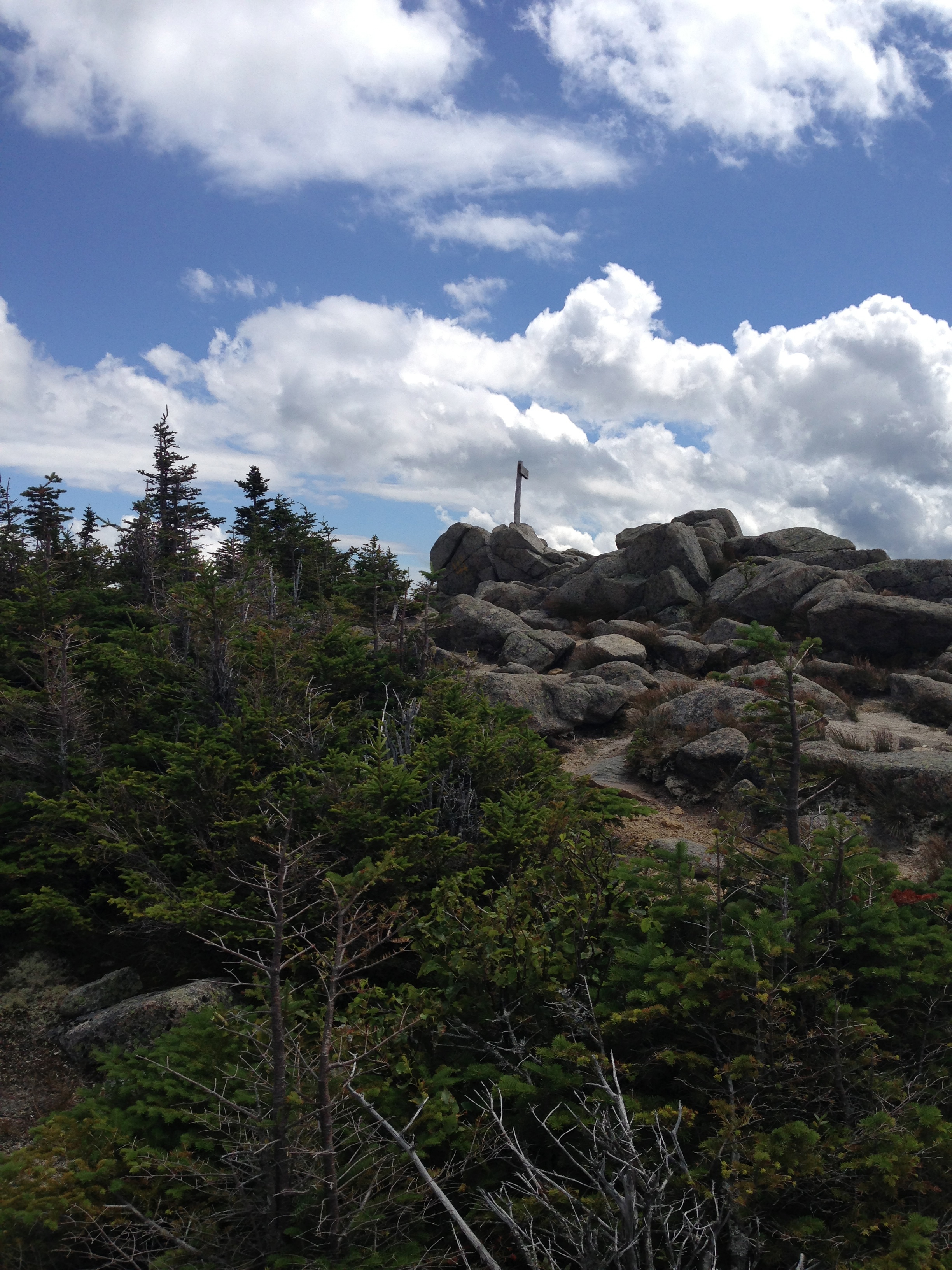 Climbing South Turner Mountain In Baxter State Park Road