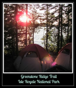 Hiking the Greenstone Ridge Trail in Isle Royale National Park