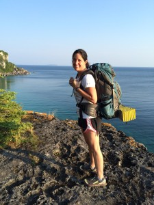 Backpacking Gear List - Bruce Trail to Stormhaven in Bruce Peninsula National Park