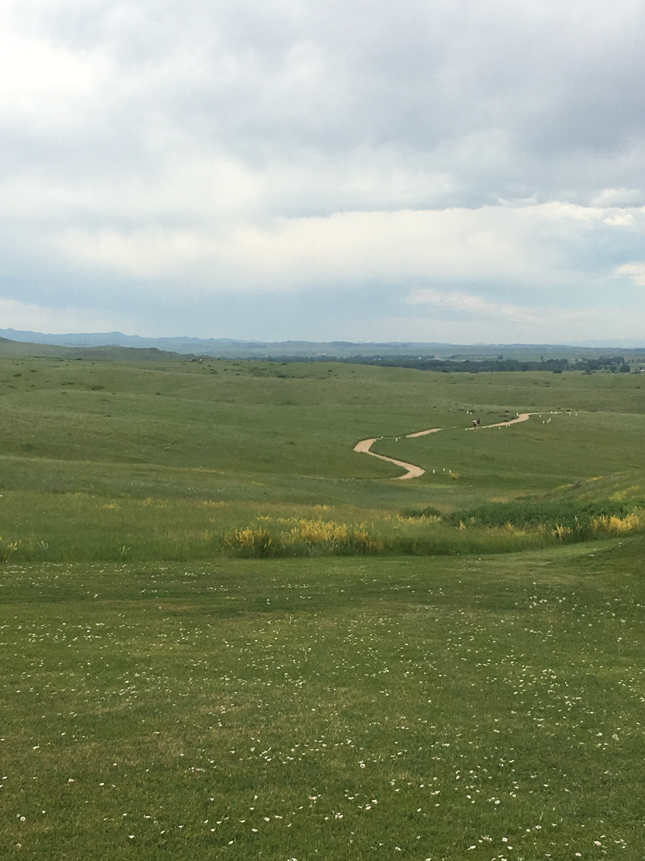 Adventure Van Travels – Middle Fork Campground and Little Bighorn Battlefield National Monument